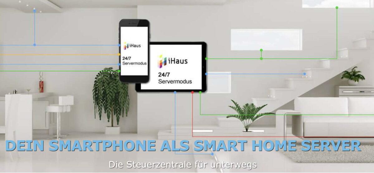 Smart Home Server iHaus