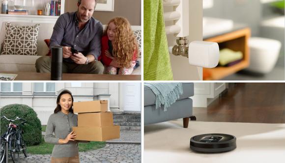 iHaus Smart Home App für Convenience nutzen