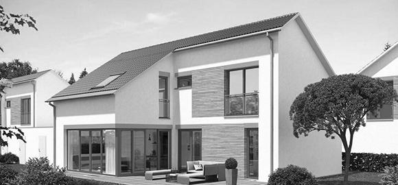 mynido Einfamilienhaus basierend auf der iHaus Smart Building Plattform