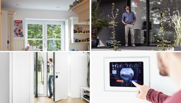 iHaus Smart Living Plattform erhöht Sicherheit