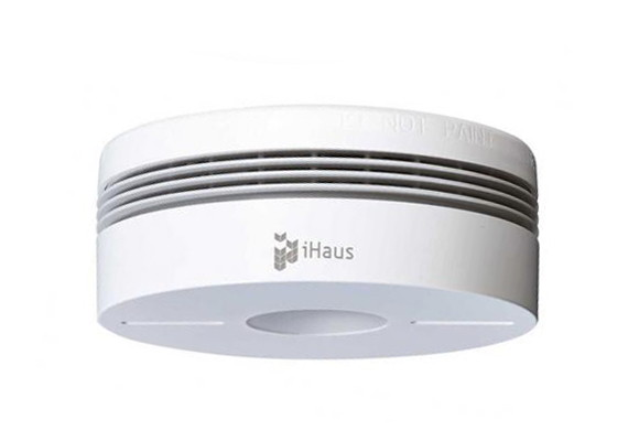 iHaus Rauchmelder: intelligent vernetzter Smart Home Rauchmelder
