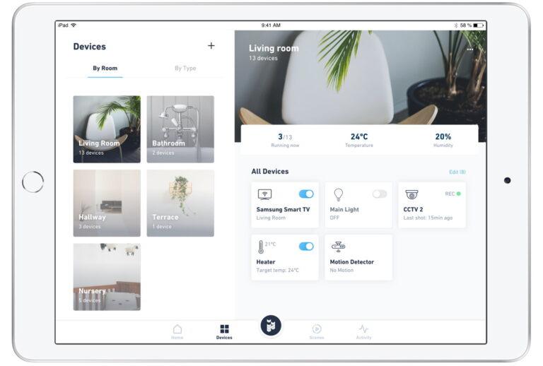 Neue Version der iHaus Smart Living App erscheint in diesem Winter.
