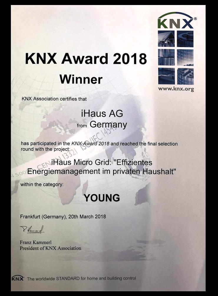 KMX Award 2018 Winner