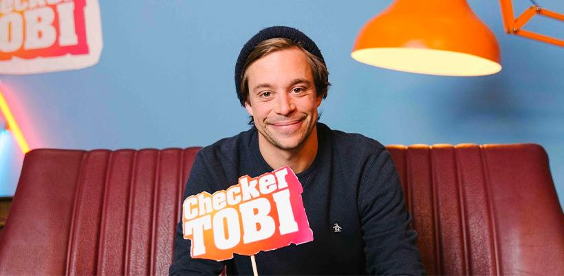 Checker Tobi bei iHaus
