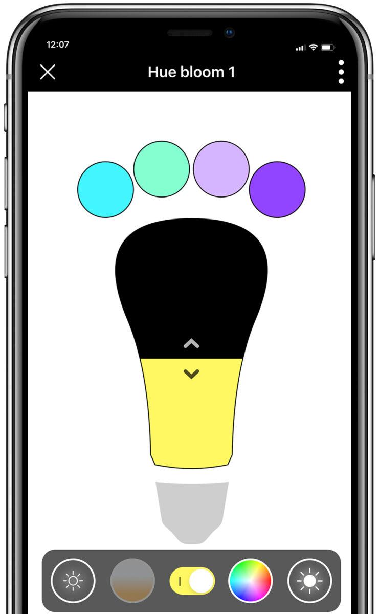 iHaus Update 2.8: Neue Lichtdetailseiten