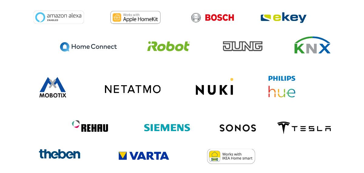 iHaus Smart Home App Partner