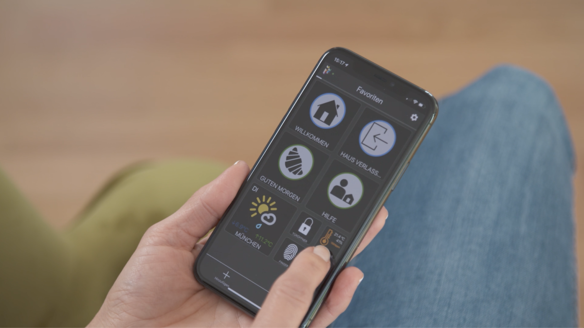 """""""All-in-one-Lösung"""": iHaus Smart Living App"""