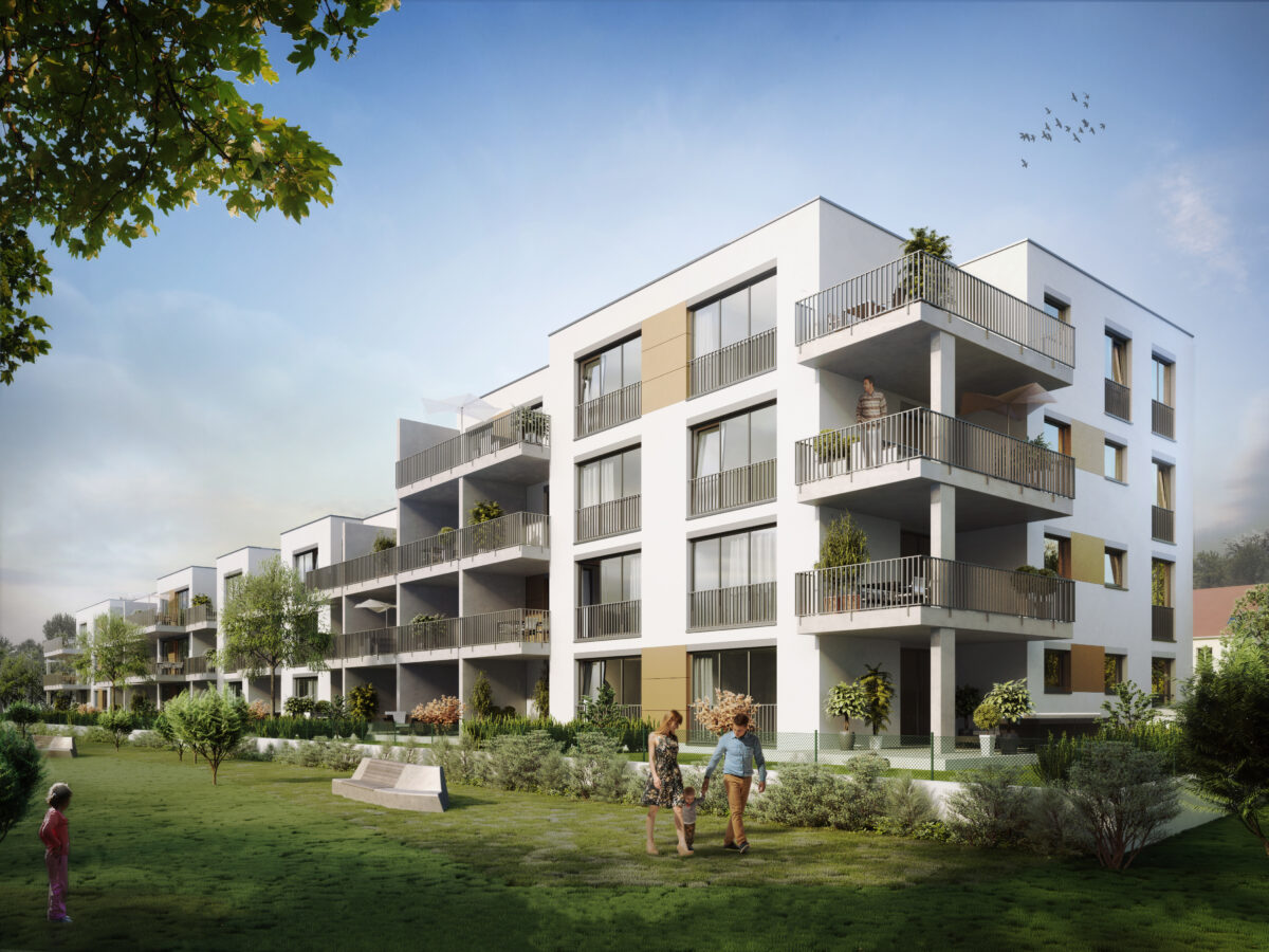 Ausgezeichnet mit dem Smart Living Professional Award: Smart Home Siedlung Karlsfeld
