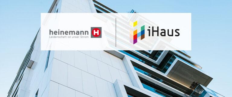 Starkes Team: iHaus AG und Heinemann Elektroanlagen GmbH