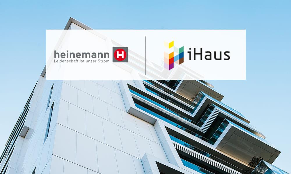 Starkes Team: iHaus AG und Heinemann Elektroanlagen GmbH gewinnen den Smart Living Professional Award