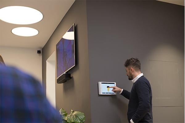iHaus Plattform im Einsatz im SalesPoint