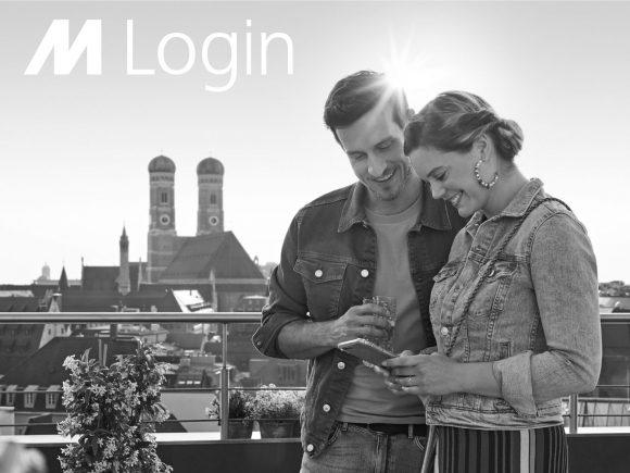 M-Login: Smart Living Services der Stadtwerke München